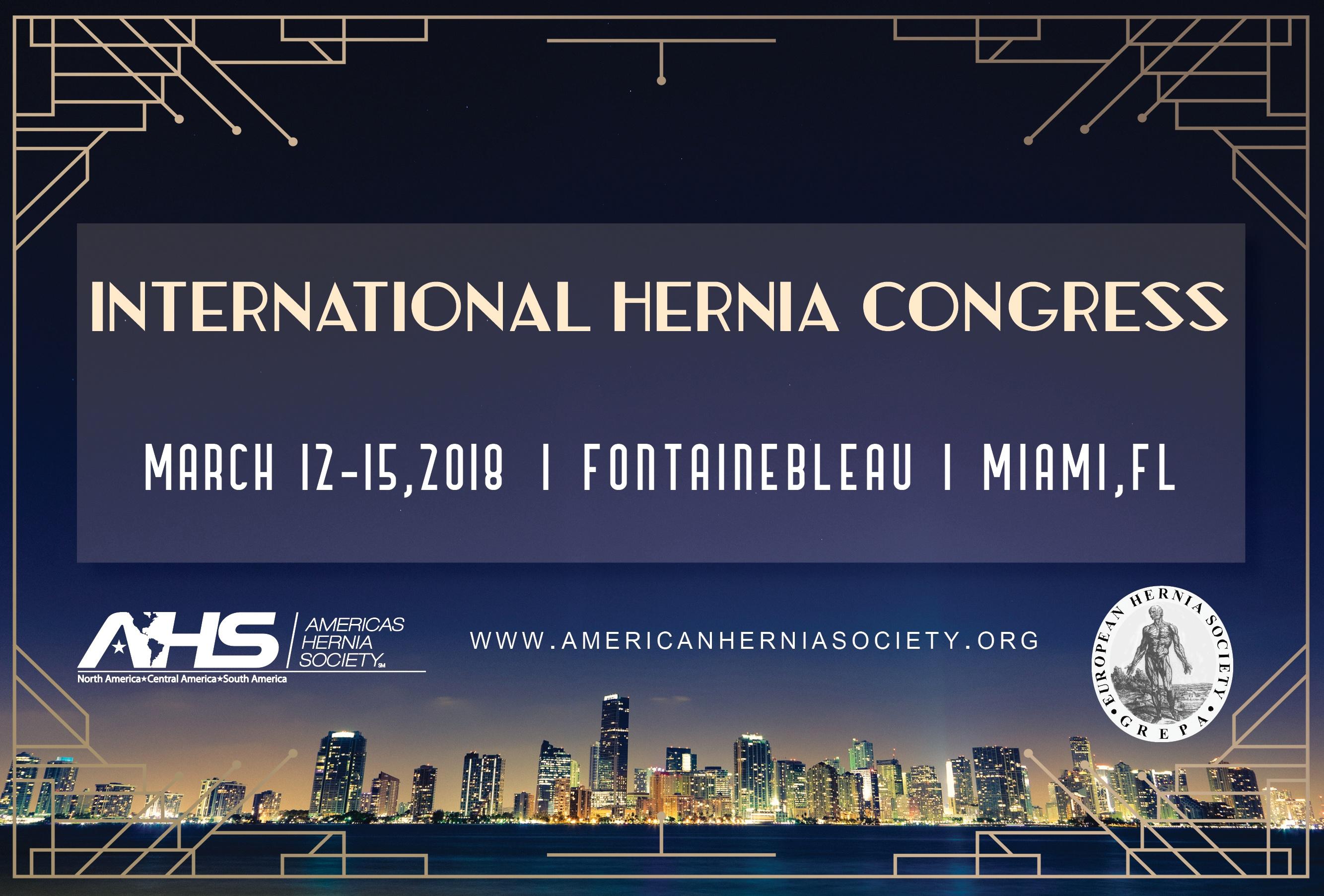 International Hernia Congress