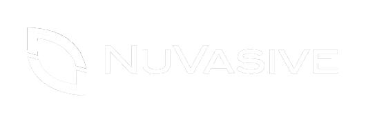 NuVasive Logo Reverse